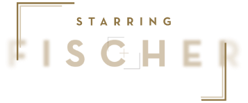 logo for the campaigne fischer the home edition